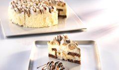 beyaz profiterollü pasta